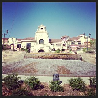 A view of Temecula's City Hall - from down the hill. This is always one of my favorite trips that I look forward to. I'll even tolerate a trip delay to come back to Temecula! What is your must see destination?