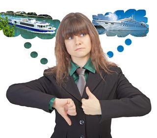 River Cruise vs. Ocean Cruise