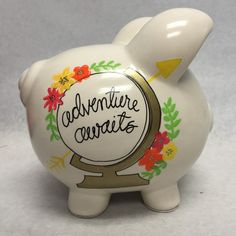 Travel Piggy Bank