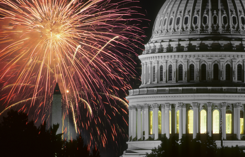 Dc-july-4-fireworks-capitol