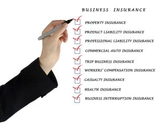 Insurance check list