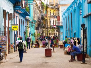Colorful Old Habana