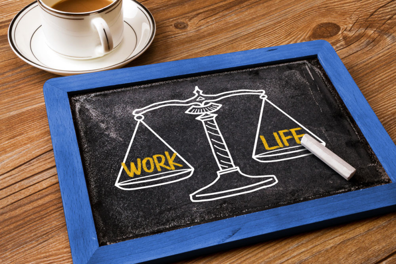 Shutterstock_288869930 - work life balance