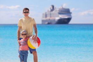 Kid friendly cruise line