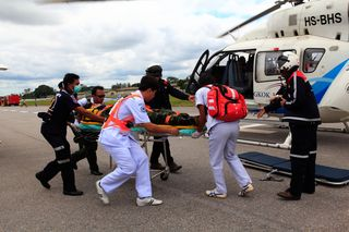 Emergency Medical Evacuation