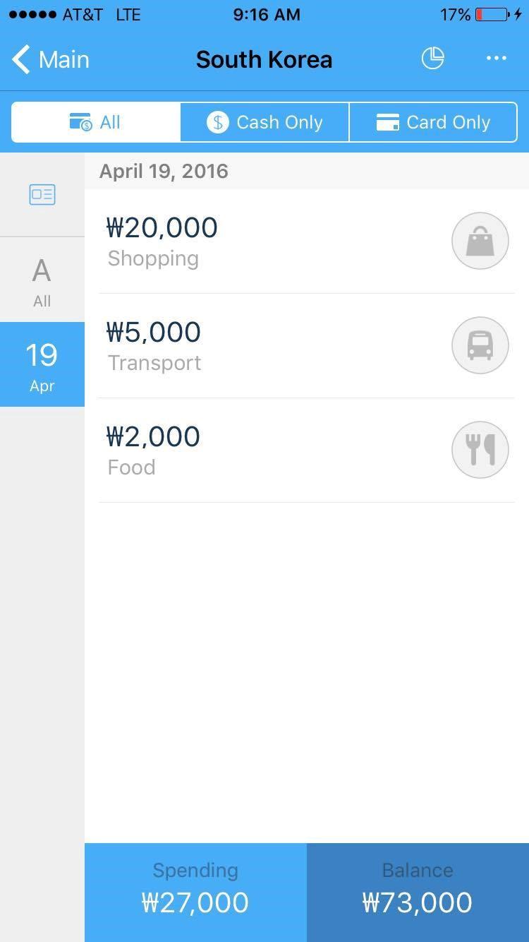 trip expense app