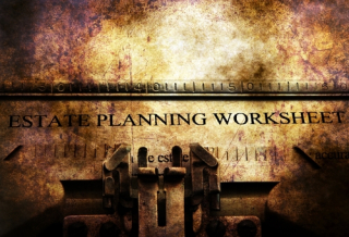 Shutterstock_454445110 - estate planning