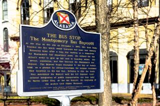 EdOnly Montgomery Bus boycott