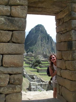 Karen Johnson_Machu Picchu 2